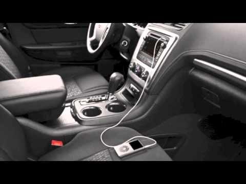 2015 Gmc Acadia Interior In San Antonio Cavender Buick Gmc West