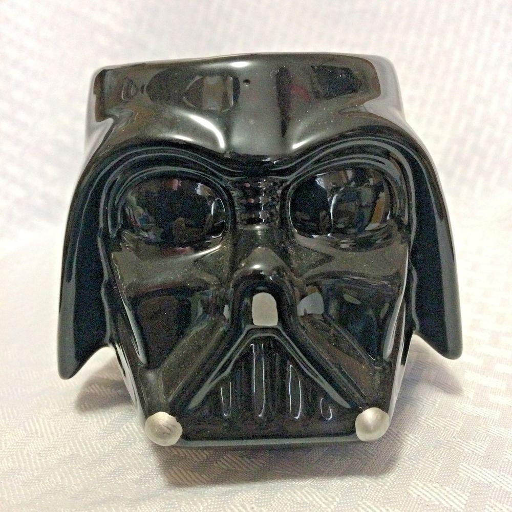 Big Head Cup Mug Darth Vader Star Wars Galerie Ceramic Pen Pencil Cup Display Star Wars Cup Disney Star Wars Star Wars Fans
