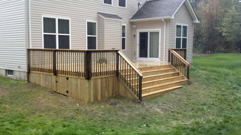 Best Wide Deck Stairs Google Search Deck Ideas Pinterest 400 x 300