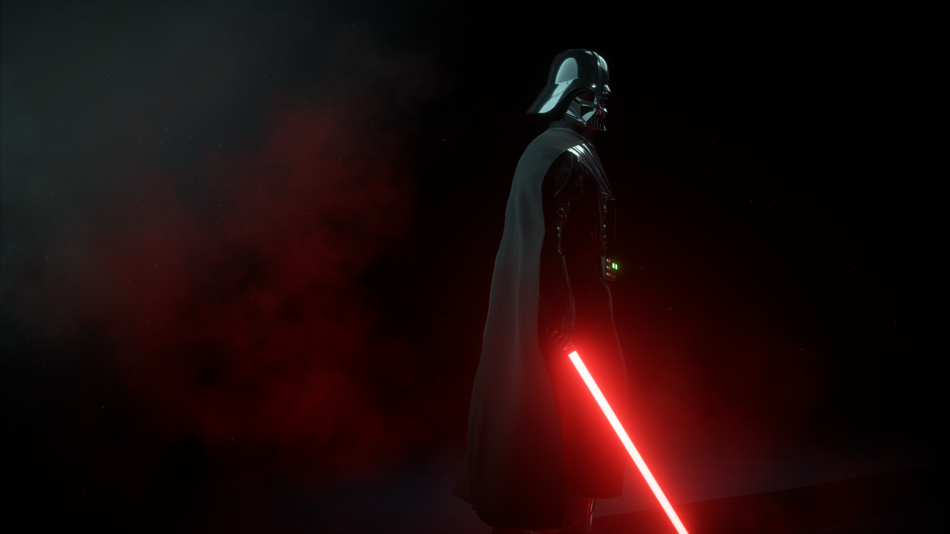 Vader At Star Wars Battlefront Ii 2017 Nexus Mods And Community Vader Star Wars Star Wars Art Star Wars