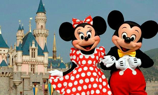 Mickey mouse miney mouse