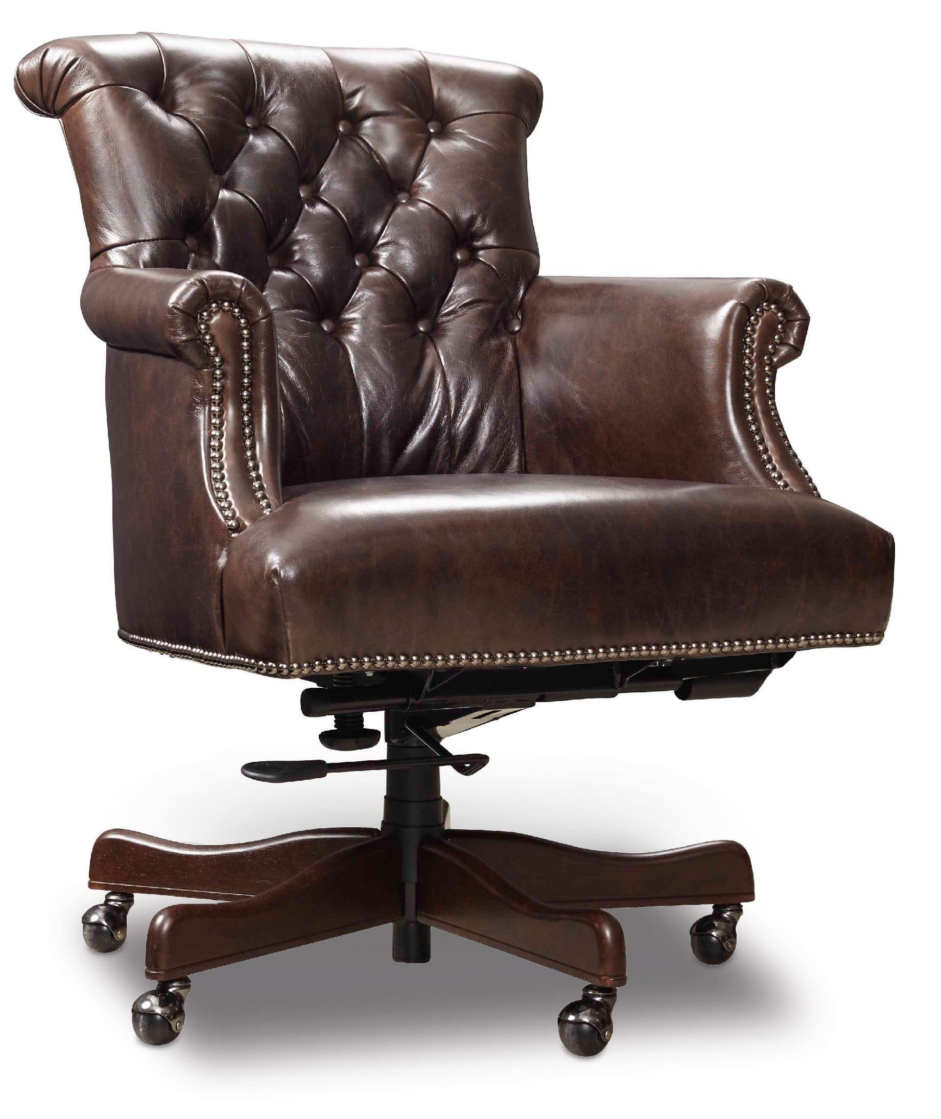 Putnam Home Office Chair EC474-088. 28W X 32.5D X 36.5H