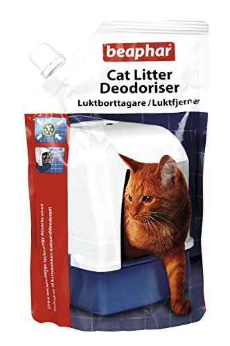 Beaphar Cat Litter Deodoriservalentina Valentti Uk Continue To The Product At The Image Link Cat Litter Cat Litter Box Cat Litter Mat