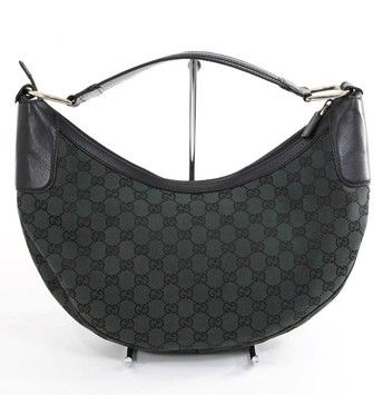 d2149fa69028 Gucci Monogram Ring Hobo Bag. Hobo bags are hot this season! The Gucci  Monogram Ring Hobo Bag is a top 10 member favorite on Tradesy.