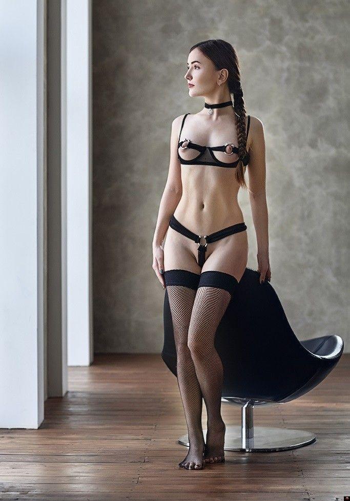 Sexy boudoir lingerie