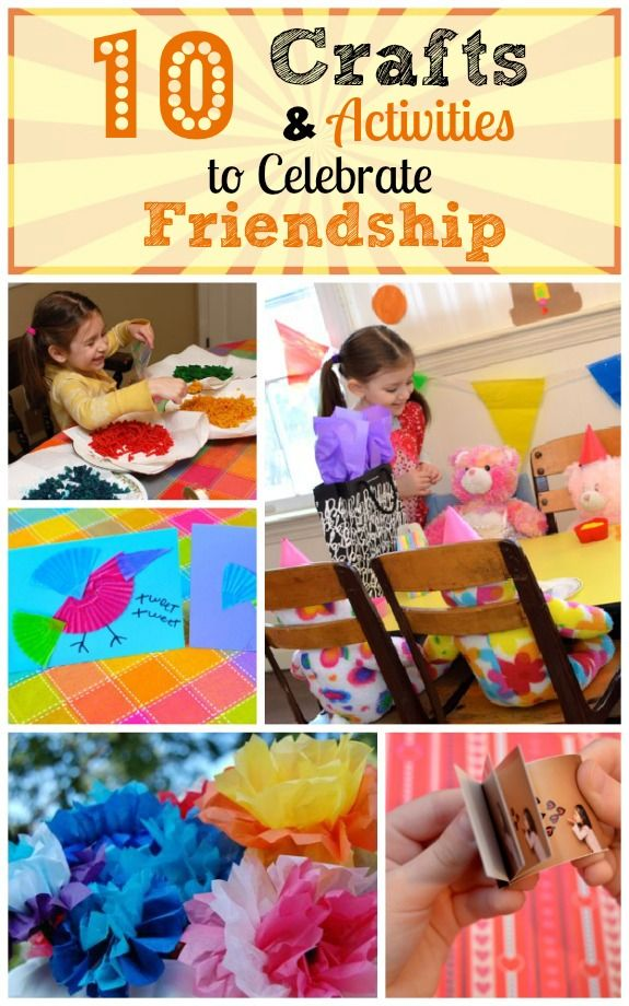 12++ Crafts to do with friends adults information