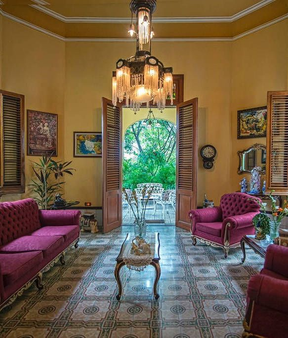 Cuban Home Decor: The 9 Most Colorful Cuban Rentals Now On Airbnb