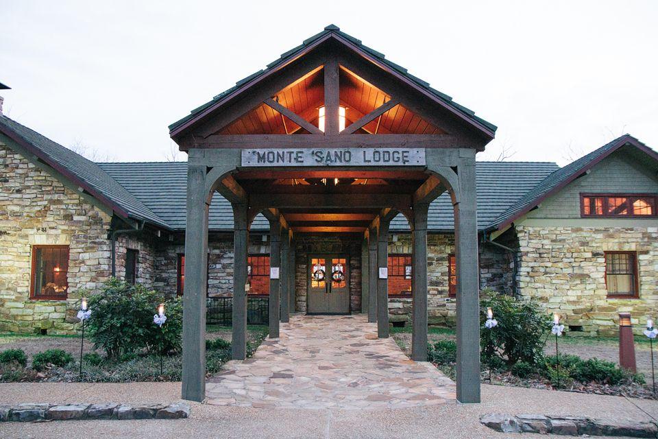 Monte Sano Lodge Wedding Emilie Scott S Monte Sano