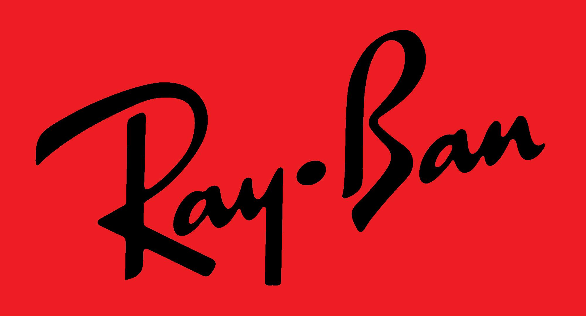 ray ban logo designer