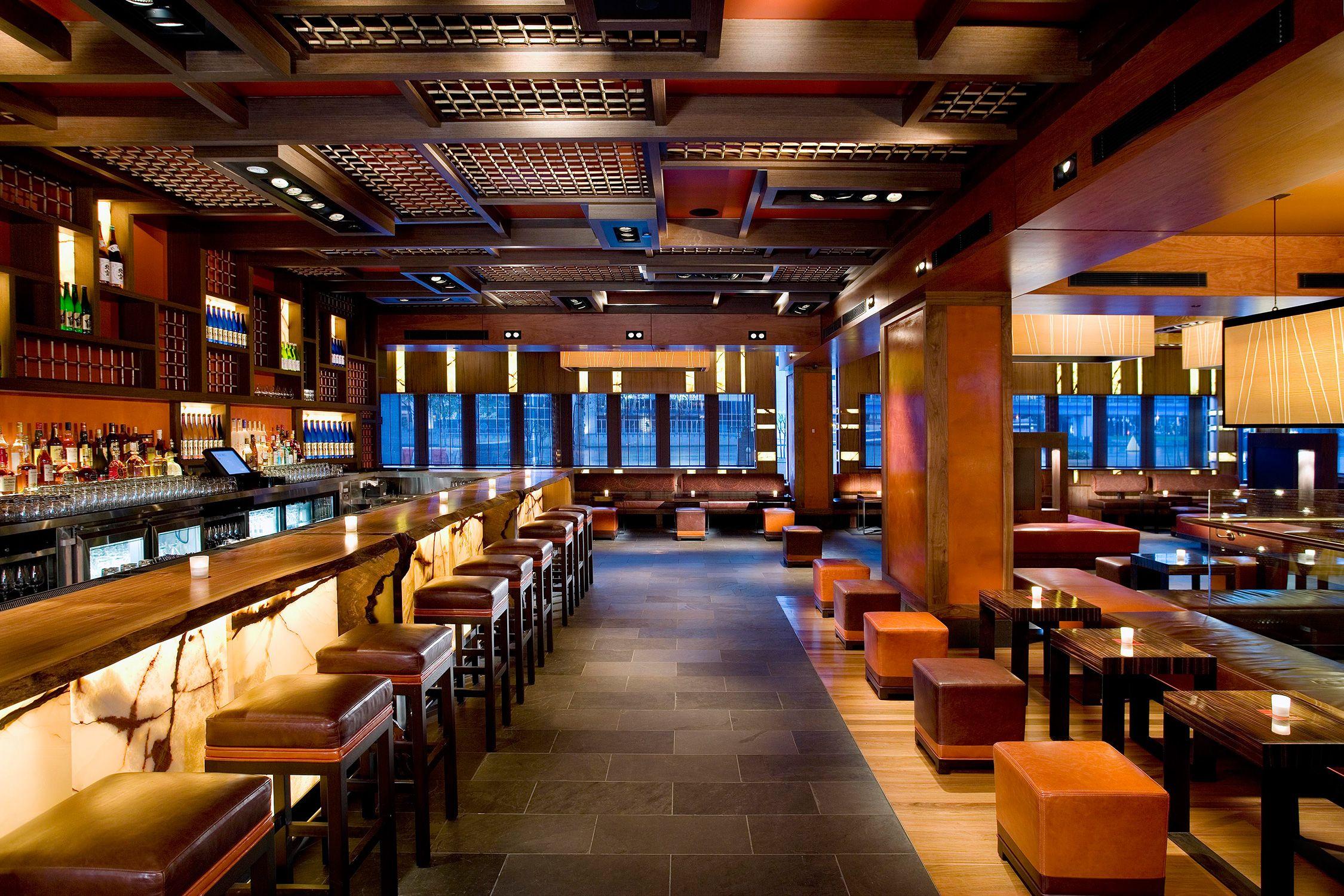 Gallery Nobu Restaurants Dining Space And Beyond Nobu