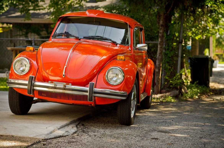 orange volkswagen beetle vw super bug 1302 pinterest photos volkswagen and by. Black Bedroom Furniture Sets. Home Design Ideas