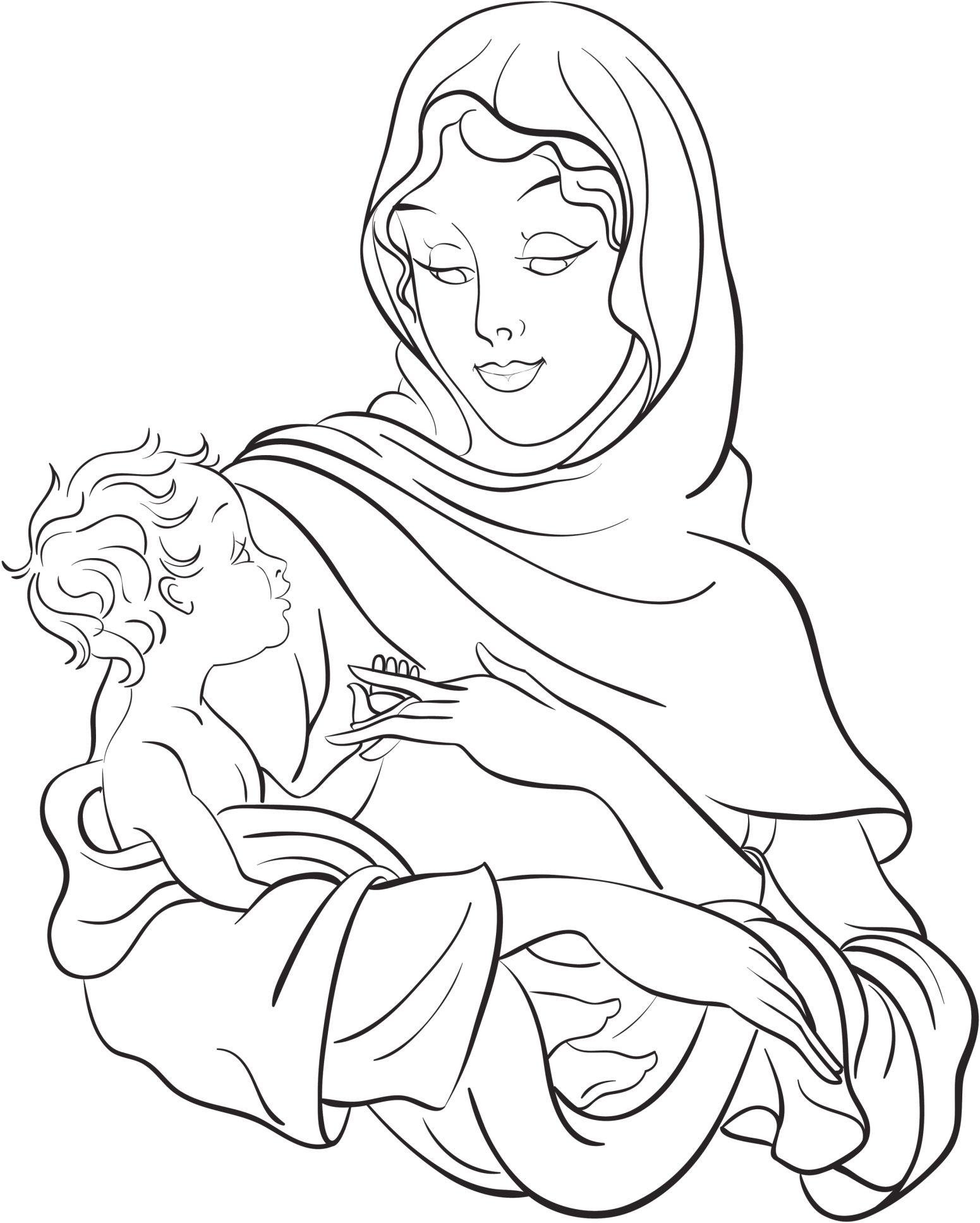 Dibujos-del-Dia-de-la-Madre-para-imprimir-6.jpg (1551×1935 ...