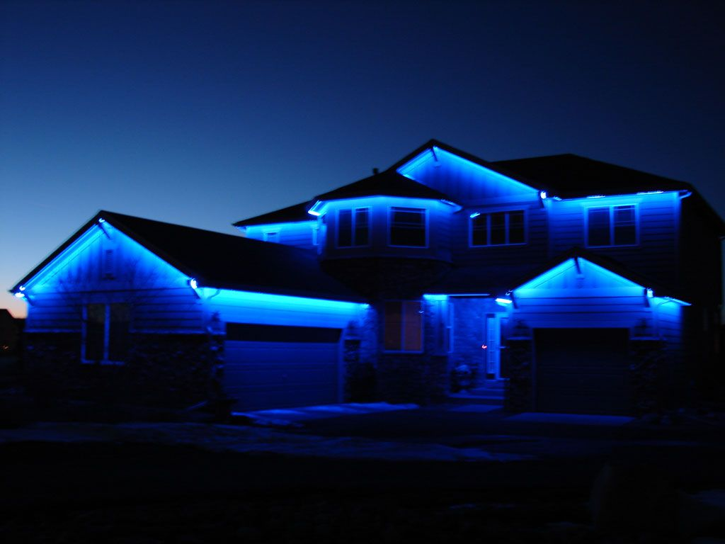 The Ghoulish Color Of Led Streetlights Exterior