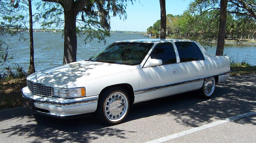 96 DeVille Coolant leak - General Cadillac Forums - CaddyInfo ...