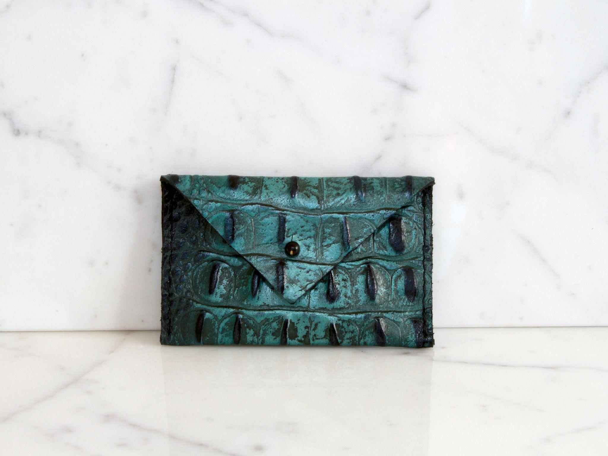 The Patricia: Mini Wallet/Coin Purse