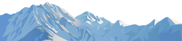 snowy mountain transparent clip art image ����