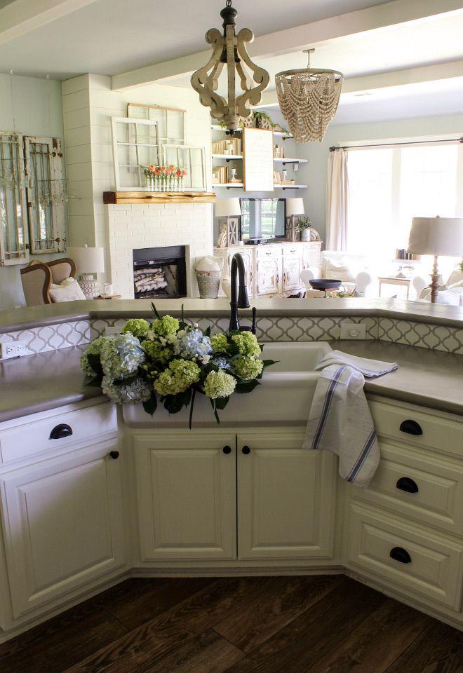 Best Diy Kitchen Countertop Diy Concrete Countertops Kitchen 400 x 300