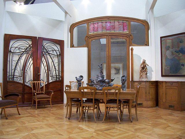 Musee D Orsay Mobilier Art Nouveau Interieur Art Nouveau Meubles Art Nouveau Architecture Art Nouveau