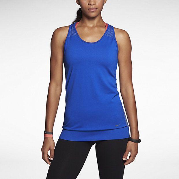 La Camiseta Gym Knit Tank de #Nike cuenta con tecnología DRI-FIT que te mantendrá fresca y libre de sudor durante tus actividades, ademas de un corte con movimiento amplio.