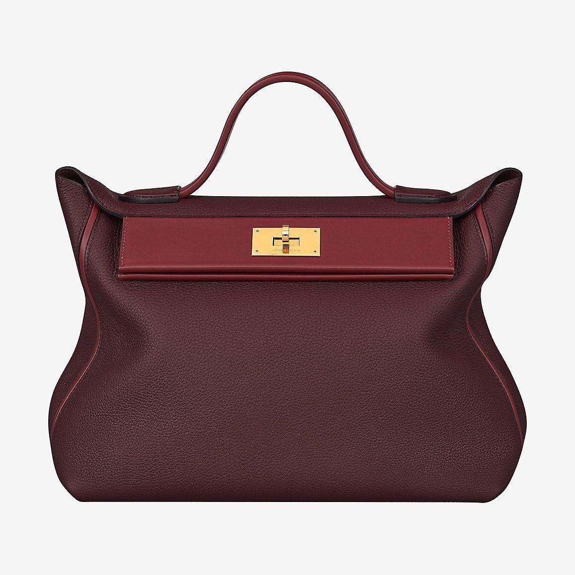 9223faafef2 Hermès 2424 Bordeaux  2424  hermes  bags  new