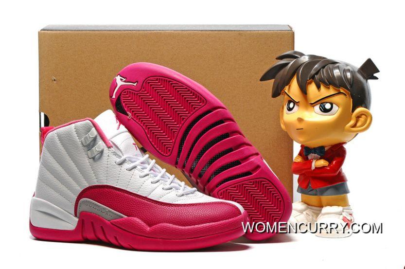 "d8baad859db New Air Jordan 12 GS ""Dynamic Pink""- Release Copuon Code"