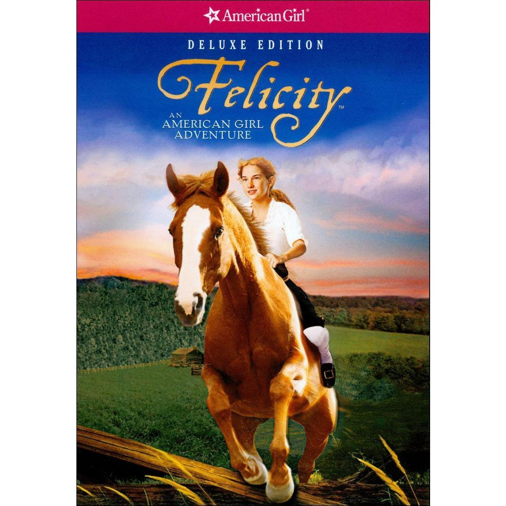 Felicity An American Girl Adventure Dvd American Girl Doll