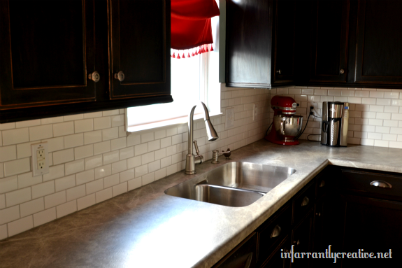 Subway Tile Backsplash Kitchen Countertops Kitchen Redo Best