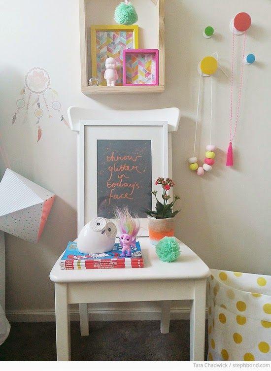 Como decorar habitaciones de ni os pintadas de blanco - Habitaciones pintadas infantiles ...