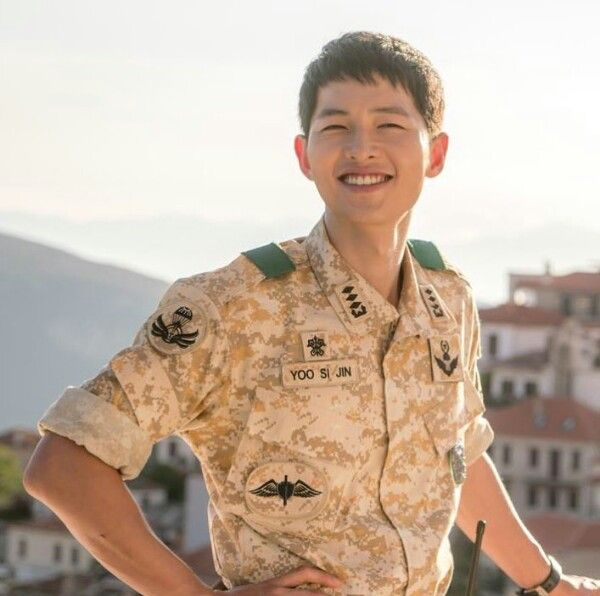 song joong ki 송중기 descendants of the sun 태양의후예
