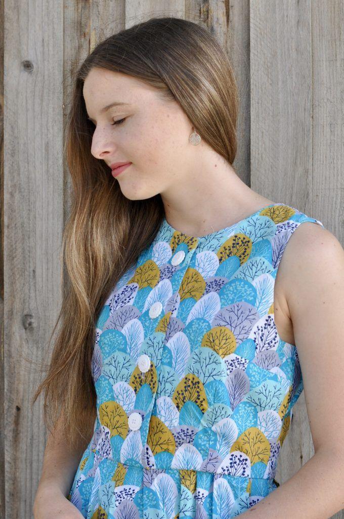 Cynthia Rowley Dress 2215 Cynthia Rowley Sewing Patterns And Patterns