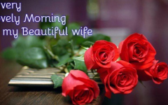 good morning my beautiful wife image 1