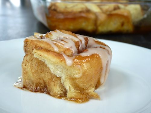 90-minute cinnamon rolls