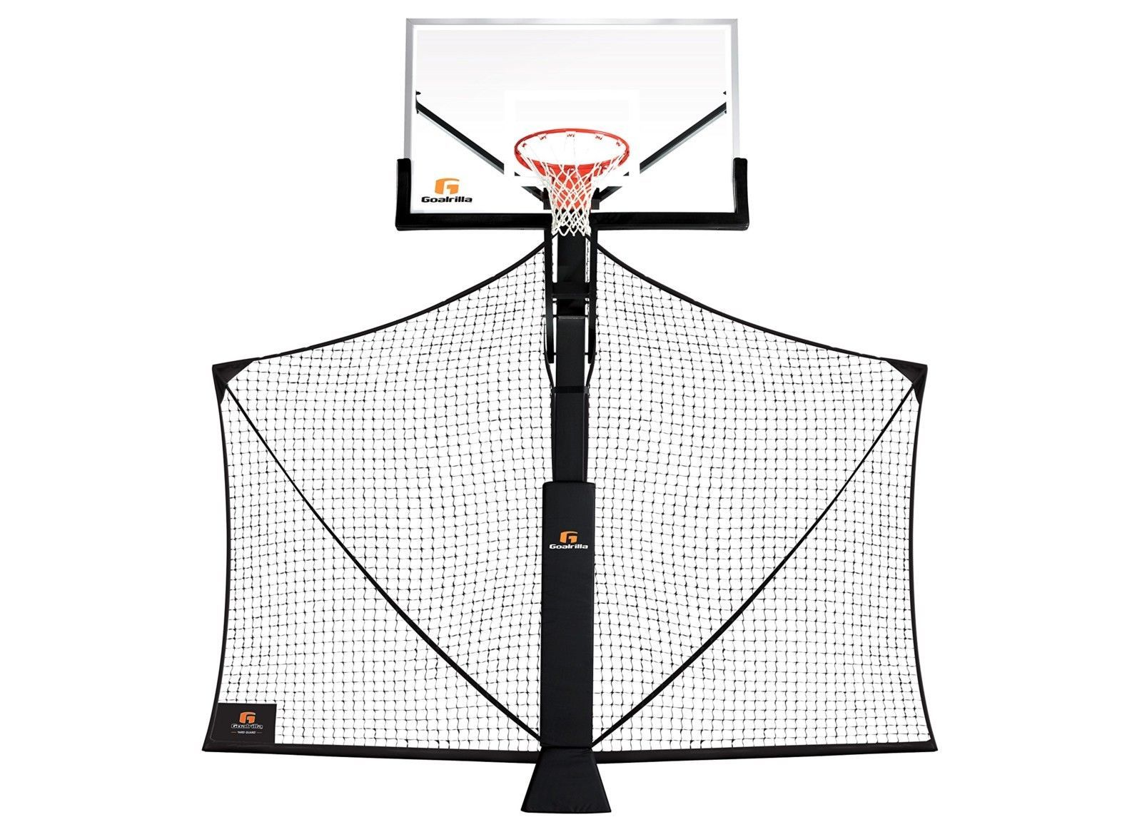 Basketball Yard Guard Defensive Net System Fold For Storage Training Aid Sport Basketball Hoop Basketball Basketball Accessories