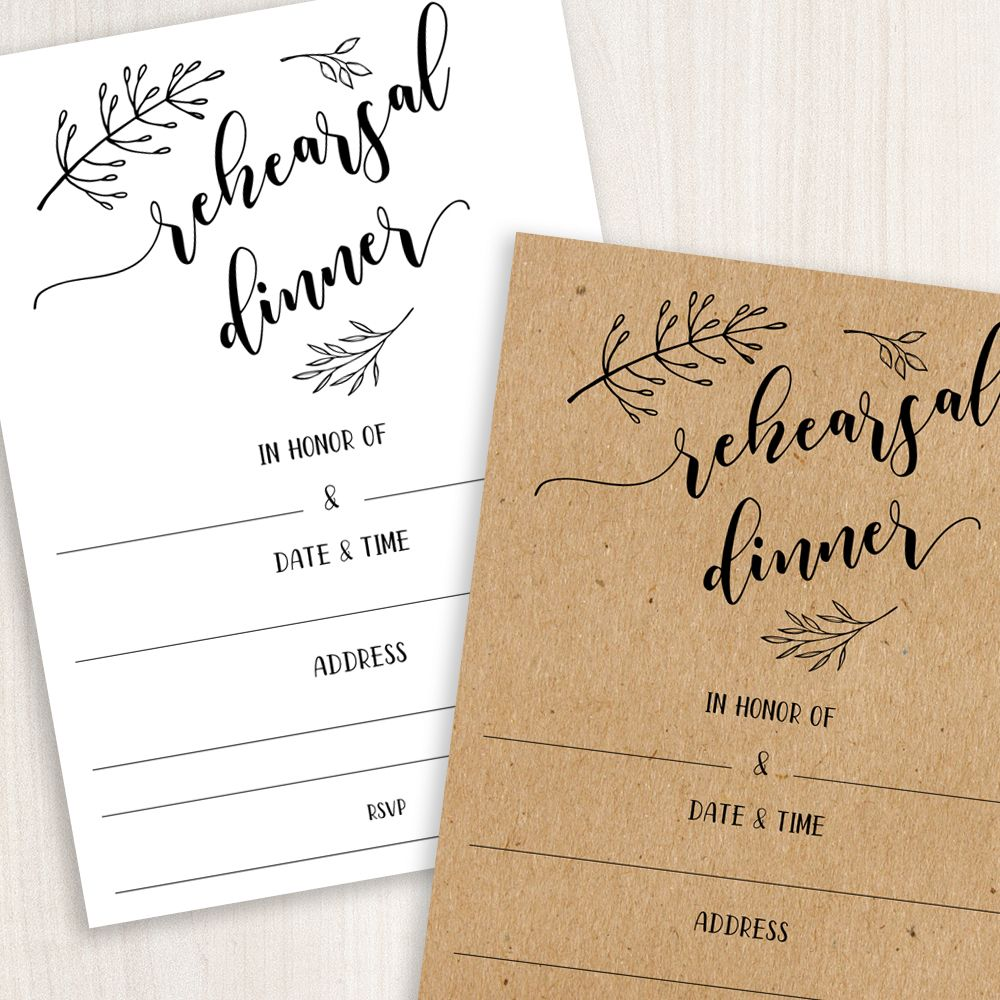 photograph regarding Printable Rehearsal Dinner Invitations named Totally free Printable! Free of charge printable rehearsal meal invites