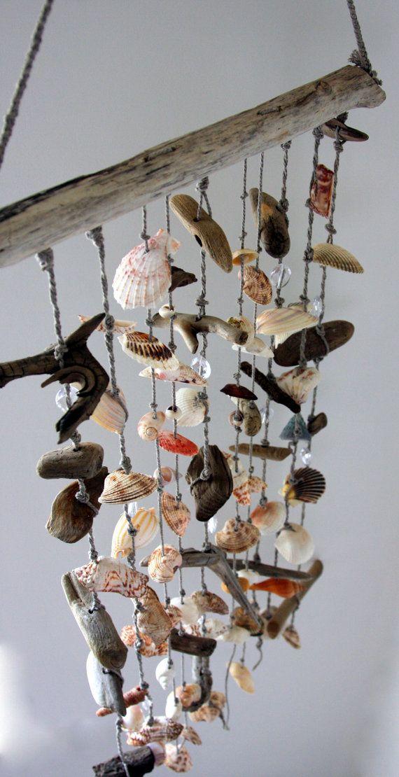 14 projets faire avec du bois de plages des coquillages ou des galets atelier bord de mer. Black Bedroom Furniture Sets. Home Design Ideas