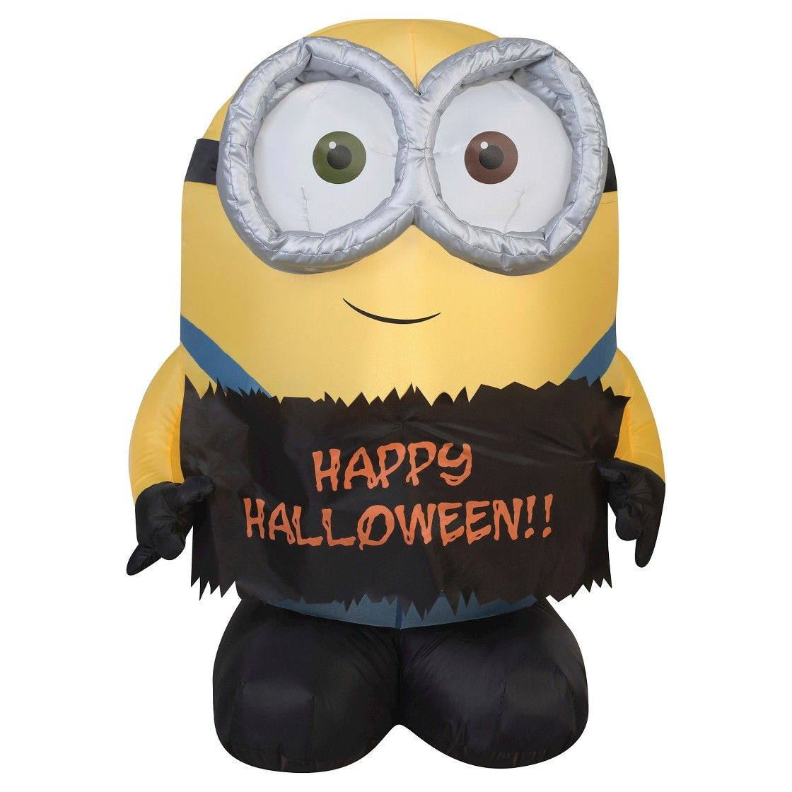 Halloween Airblown Minions D Cor With Images