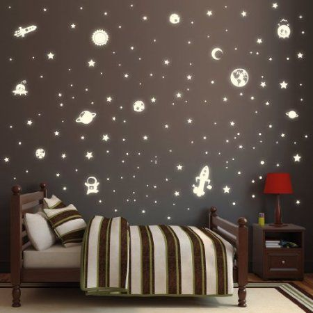 Star stickers Wandtattoo \