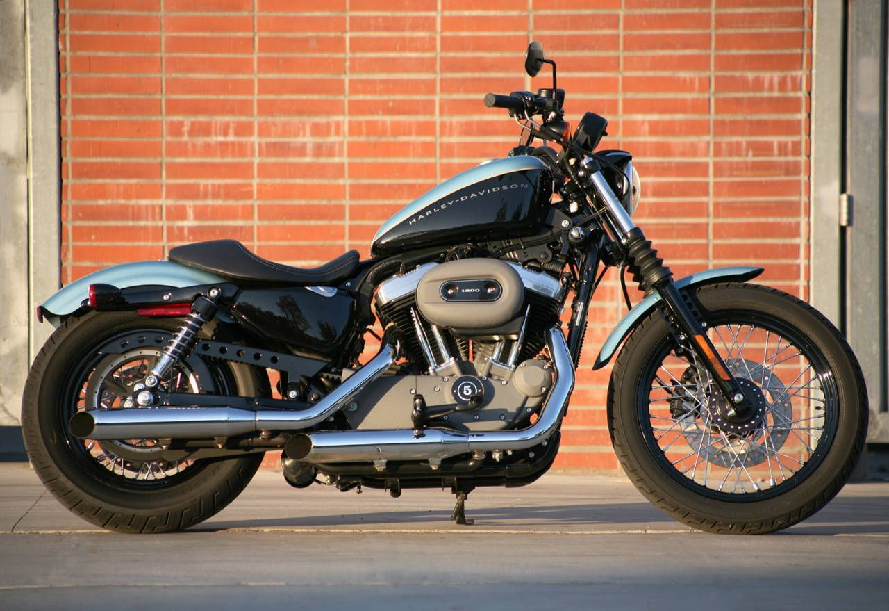 Harley Davidson Nightster AddictedToHarleyDavidson