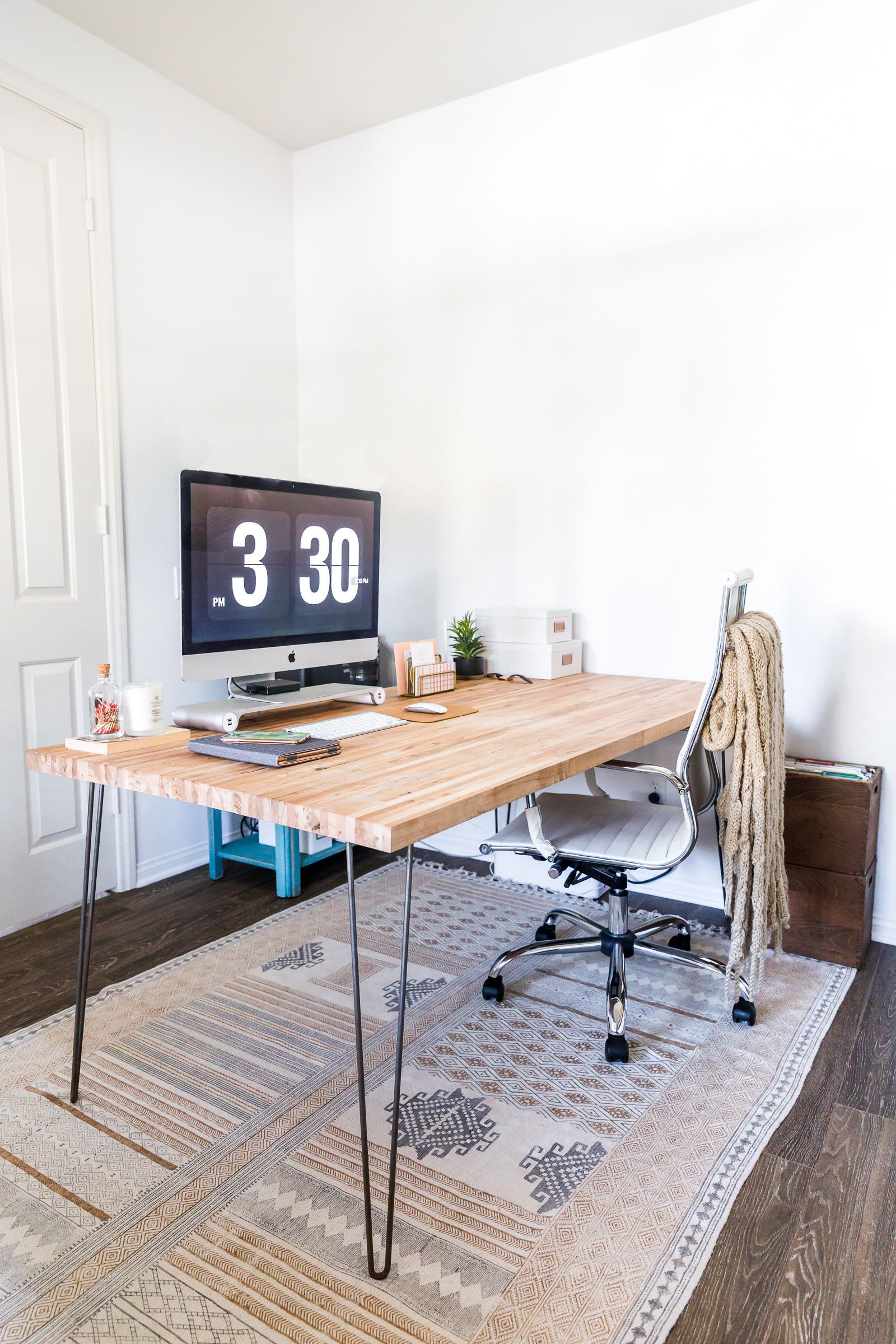 These Diy Desk Plans Will Make You Want To Get Right To Work