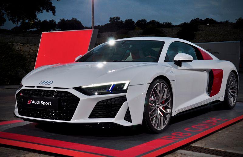 2020 Audi R8 E Tron Cakhd Cakhd Audi Audi R8 First Drive
