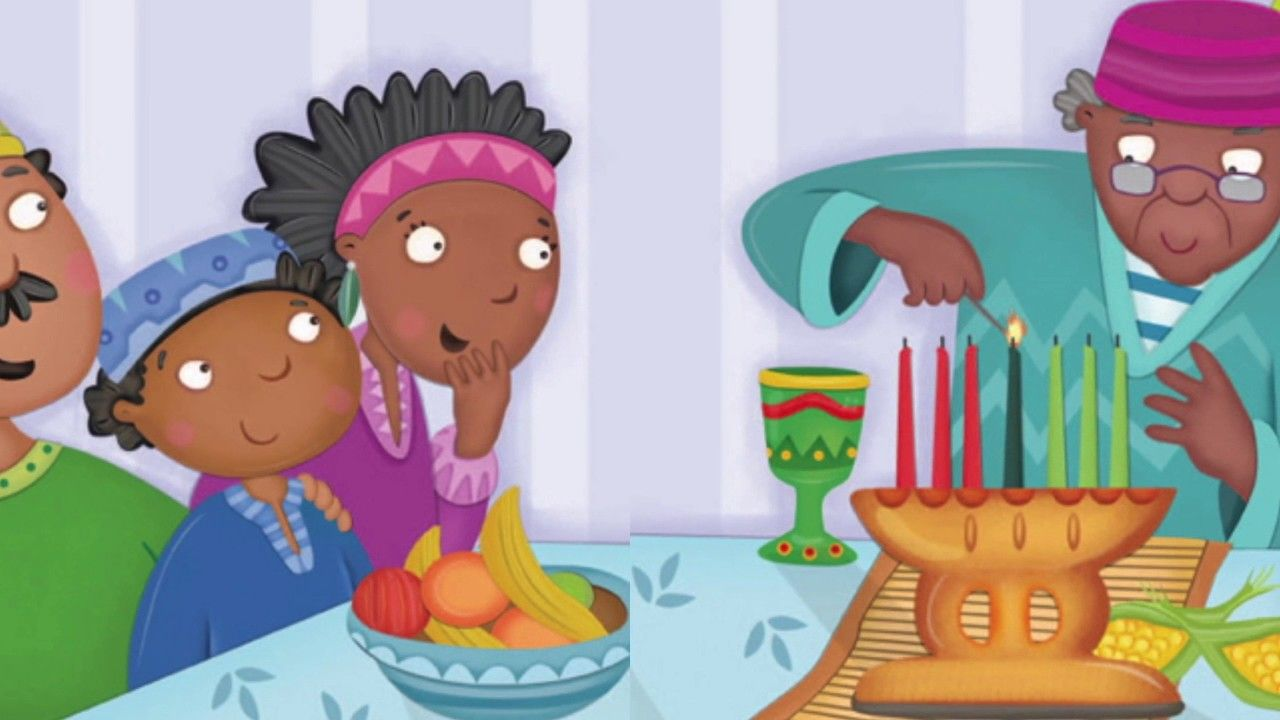 Kevin's Kwanzaa | Children's Books Read Aloud