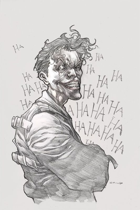 joker comic drawing - Google Search   T shirt Design   Pinterest