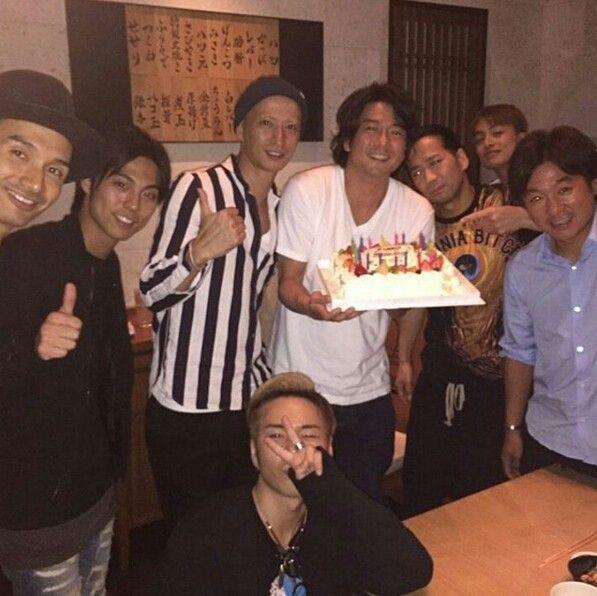 Tosaka Hiroomi & Hiro & Kenji& Alan