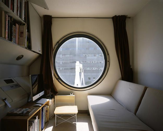 4 These Photos Of Tiny Futuristic Anese Apartments Show How Micro