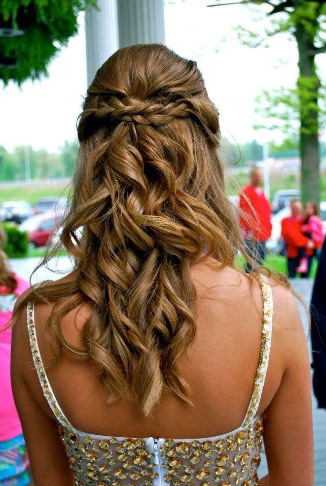 Prom Hair Hair Styles Hair Styles 2014 Bridesmaid Hair