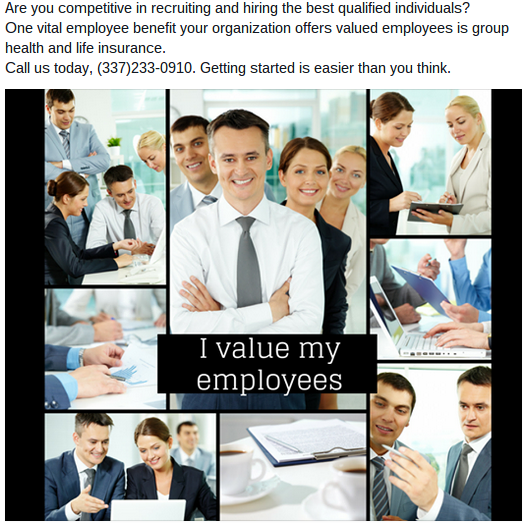 One Vital Employee Benefit Your Organization Offers Valued