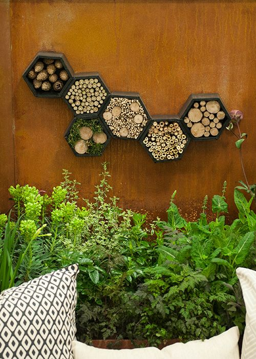 Best small garden design ideas from the Young Gardeners competition #smallgardenideas