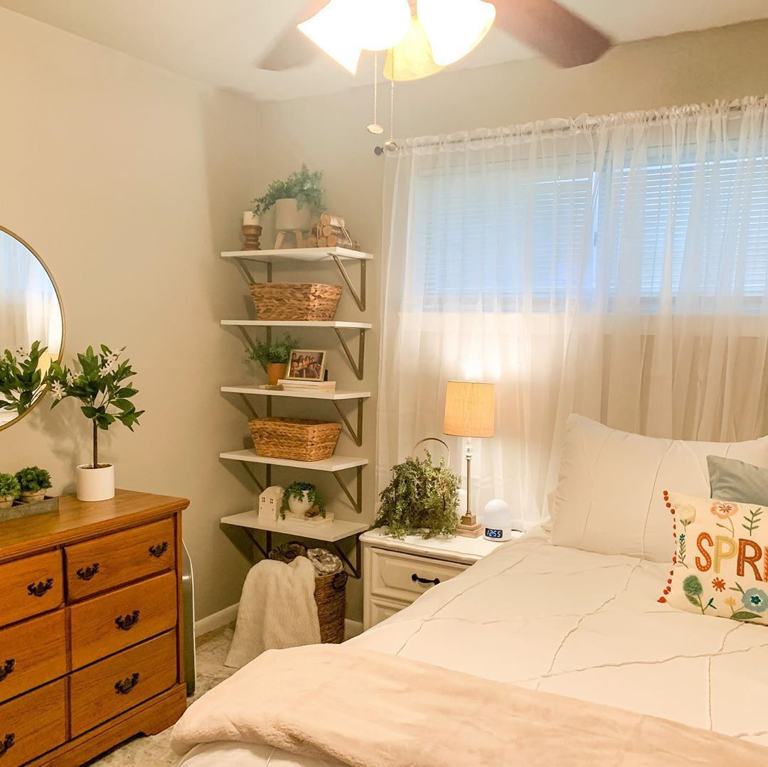 7 Small Bedroom Ideas To Fall In Love With in 7  Small