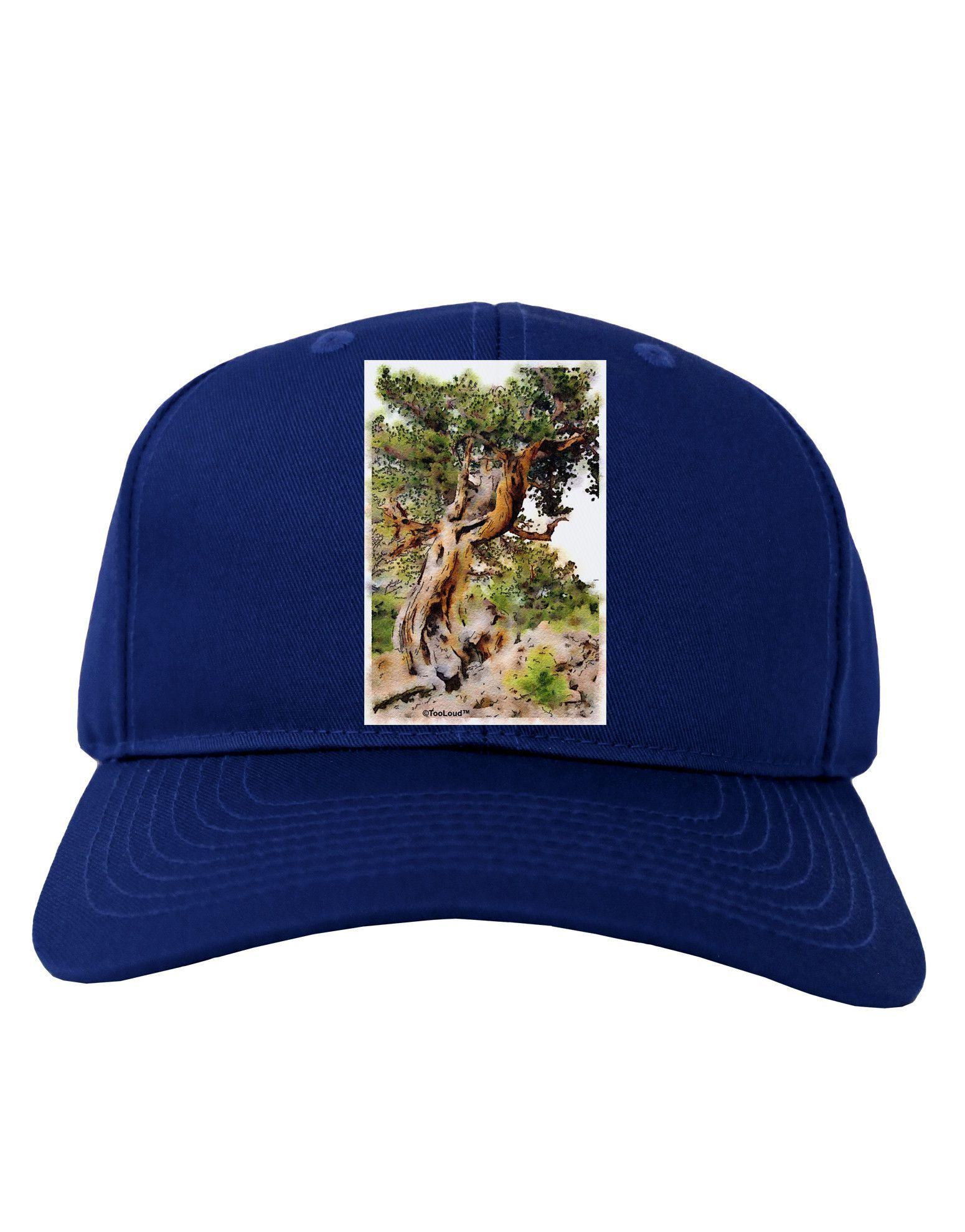 TooLoud Bristlecone Pines Adult Dark Baseball Cap Hat  1c6dc8cfe456