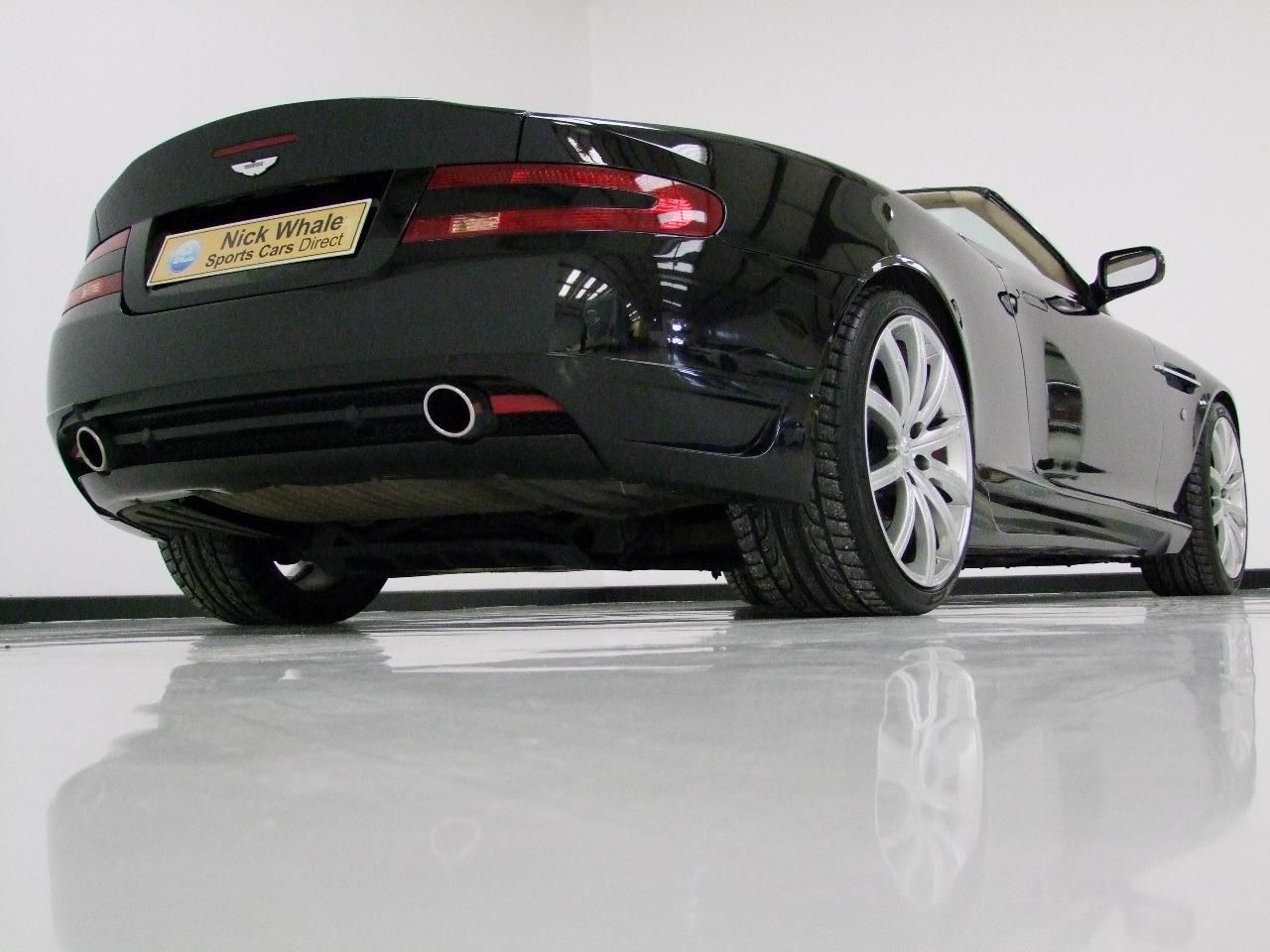 used 2006 aston martin db9 volante v12 for sale in warwickshire